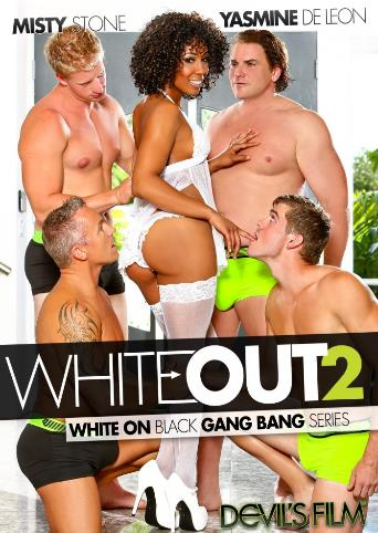 White Out 2 from Devil's Film front cover