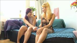 Frisky Girls Scene 1
