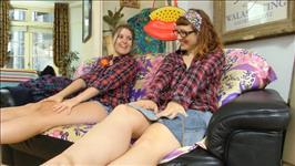 Frisky Girls Scene 2