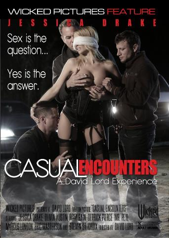 Casual Encounters from Wicked front cover