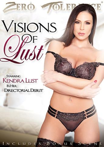 Visions Of Lust from Zero Tolerance front cover