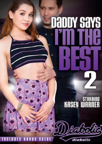 Daddy Says I'm The Best 2 from Diabolic front cover
