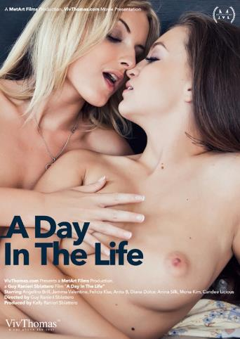 A Day In The Life from Viv Thomas front cover