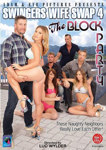 Swingers Wife Swap 4 The Block Party