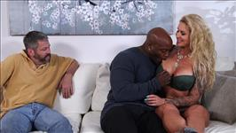 Interracial Cougar Cuckold 3 Scene 4