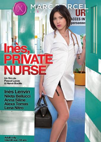Ines Private Nurse from Marc Dorcel front cover