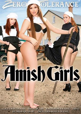 Amish Girls from Zero Tolerance front cover