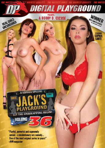 Jack's Playground 36 from Digital Playground front cover