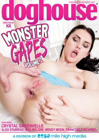 Monster Gapes 2 from Doghouse front cover