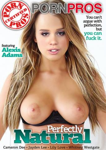 Perfectly Natural from Porn Pros front cover