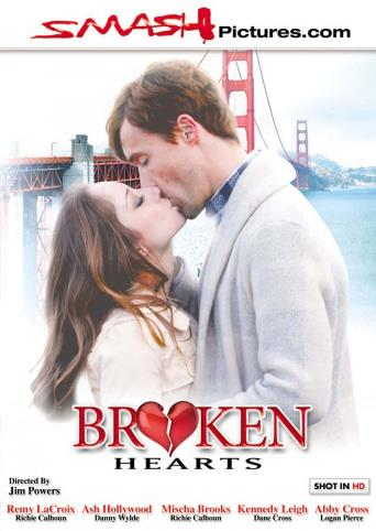 Broken Hearts from Smash Pictures front cover