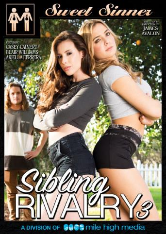 Sibling Rivalry 3 from Sweet Sinner front cover