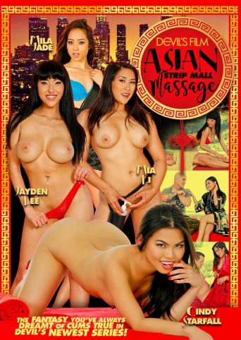 Asian Strip Mall Massage from Devil's Film front cover