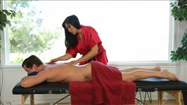Asian Strip Mall Massage Scene 1