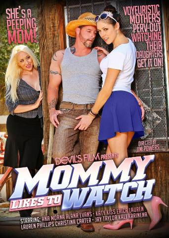 Mommy Likes To Watch from Devil's Film front cover