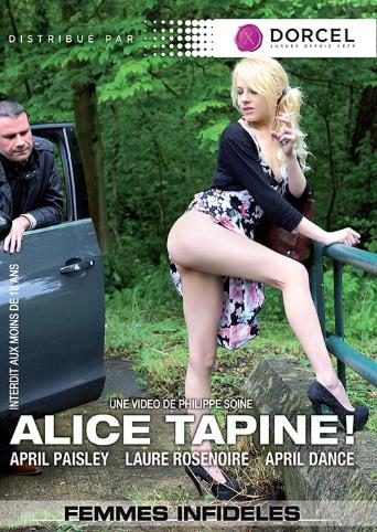 Alice Tapine from Marc Dorcel front cover