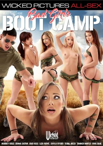 Bad Girls Boot Camp from Wicked front cover