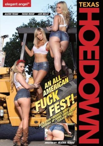 Texas Hoedown from Elegant Angel front cover