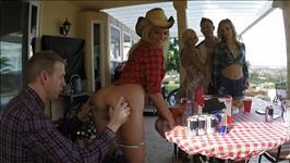 Texas Hoedown Scene 3