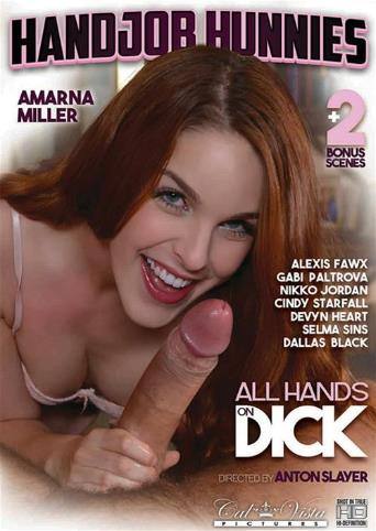 Handjob Hunnies All Hands On Dick