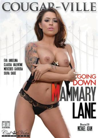 Cougar Ville Going Down Mammary Lane from Metro front cover