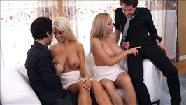 Bridal Party Orgy Scene 1