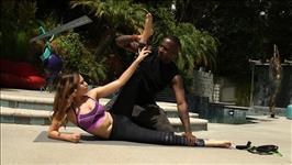 My Black Personal Trainer Scene 4