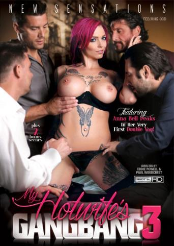 My Hotwife's Gangbang 3 from New Sensations front cover