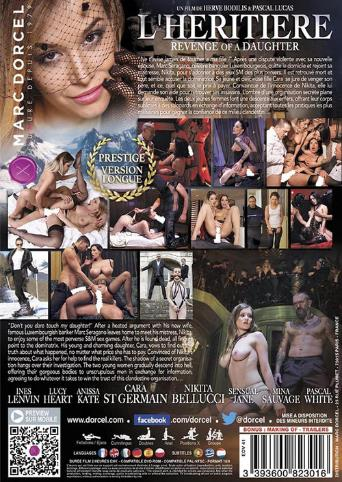 Revenge Of A Daughter from Marc Dorcel back cover