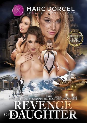 Revenge Of A Daughter from Marc Dorcel front cover
