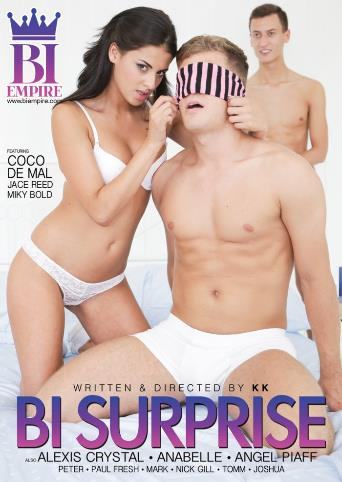 Bi Surprise from Bi Empire front cover