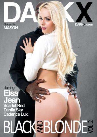 Black And Blonde 2 from Dark X front cover