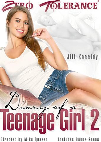 Diary Of A Teenage Girl 2 from Zero Tolerance front cover