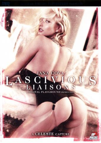 Lascivious Liaisons from Digital Playground front cover