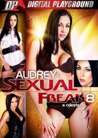 Sexual Freak 8 Audrey from Digital Playground front cover