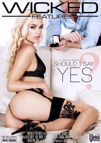 Should I Say Yes from Wicked front cover
