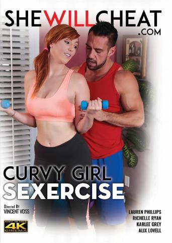Curvy Girl Sexercise from Metro front cover