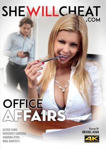 Office Affairs from Metro front cover