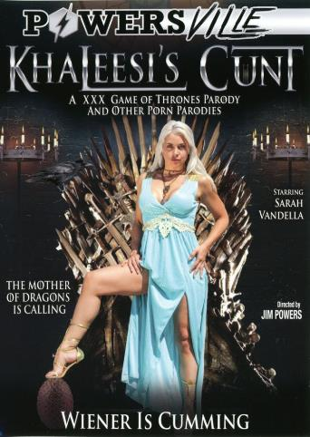 Khaleesi's Cunt from Powersville front cover
