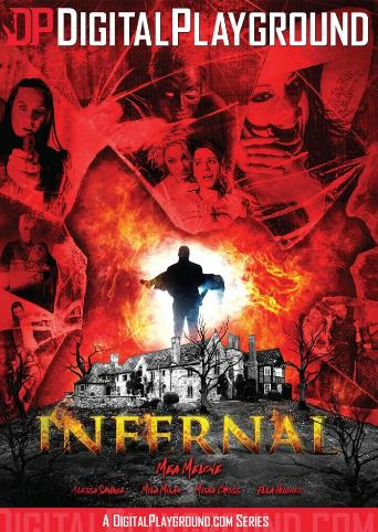 Infernal from Digital Playground front cover