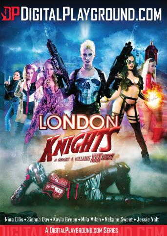 London Knights A Heroes And Villians XXX Parody