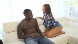 My Big Black Stepbrother Scene 2