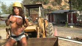 Busty Construction Girls 2 Scene 3