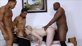 My First Black Gangbang 2
