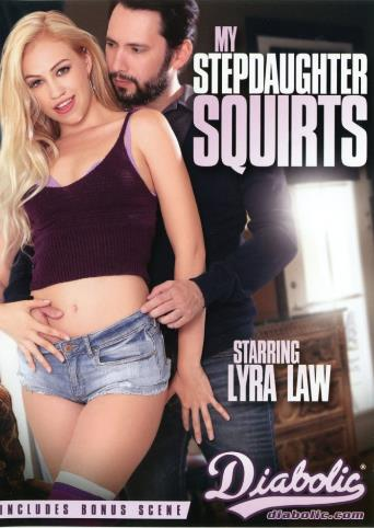 My Stepdaughter Squirts from Diabolic front cover