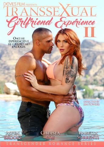 Transsexual Girlfriend Experience 2 from Devil's Film front cover