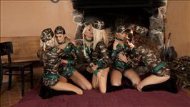 5 Incredible Lesbian Orgies Scene 2