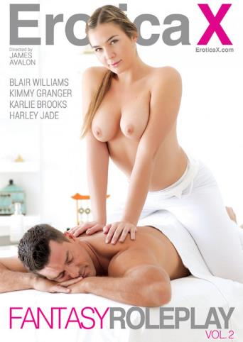 Fantasy Roleplay 2 from Erotica X front cover