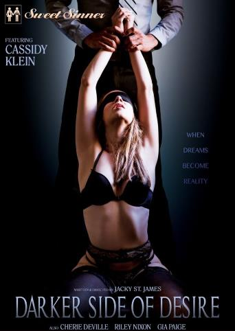 Darker Side Of Desire from Sweet Sinner front cover