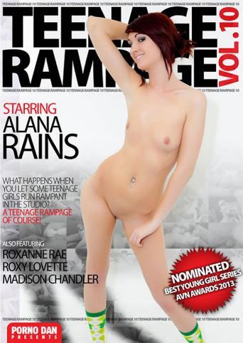 Teenage Rampage 10